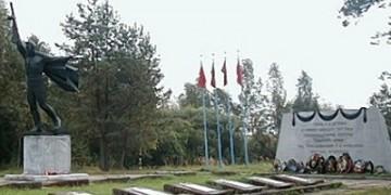 Памятные места Великой Отечественной войны